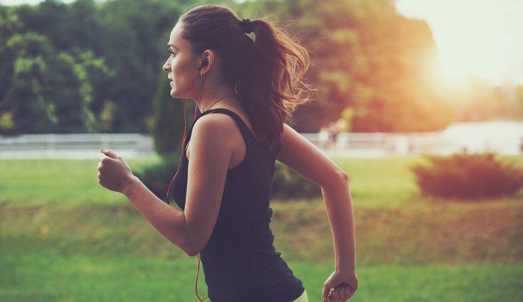 Hay que ser constantes cuando empezamos una rutina de deporte para conseguir nuestros objetivos