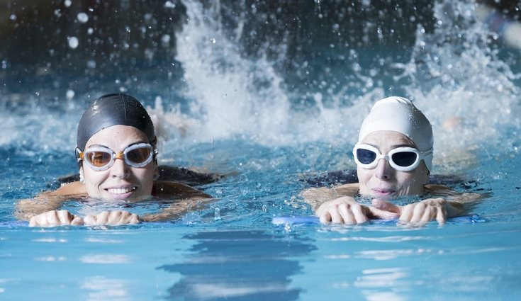 La natación es uno de los deportes más completos que hay