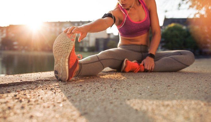 Hay que incluir ejercicios de cardio en la rutina para aumentar el volúmen de las piernas