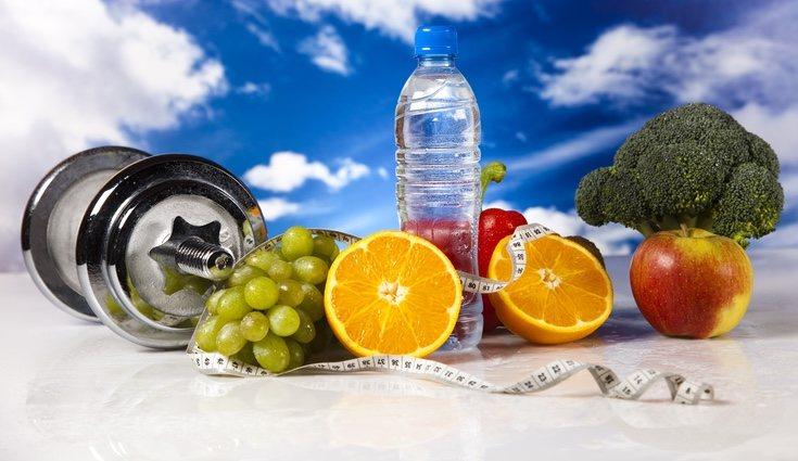 Equilibrar nuestra dieta es fundamental no sólo para mantenernos sanos sino para encontrarnos mejor con nuestro cuerpo
