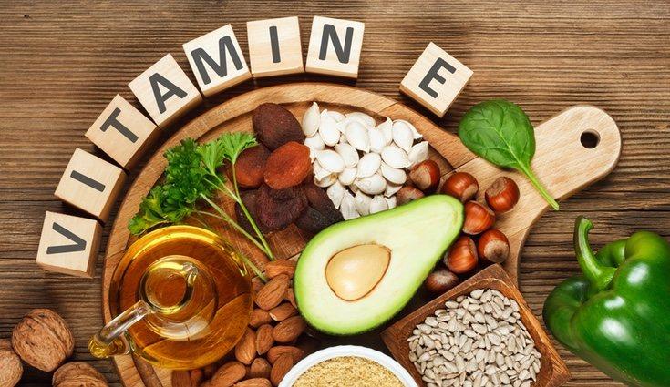Gracias a la vitamina E la recuperación muscular es más rápida y eficaz
