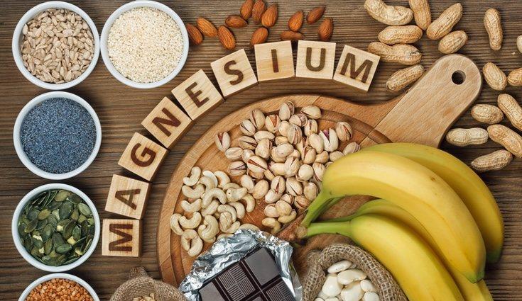 Es recomendable incluir en nuestra dieta el magnesio tanto antes como después de ejercitar el cuerpo