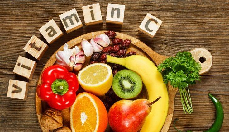La vitamina C presenta multiples beneficios para la persona y más aún si ésta practica deporte