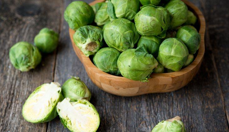La col verde también se puede llamar kale