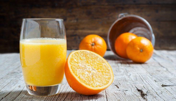 Los zumos naturales son un gran aliado para reforzar nuestras defensas