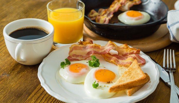 Del desayuno americano no se puede abusar