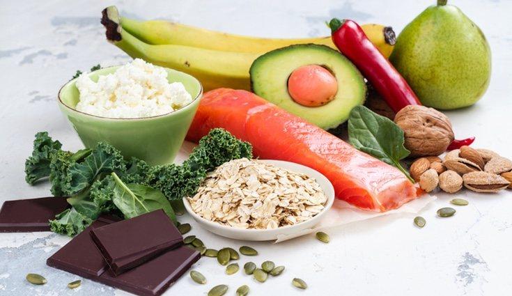 Las vitaminas se encuentran en todo tipo de alimentos y se dividen en dos grupos