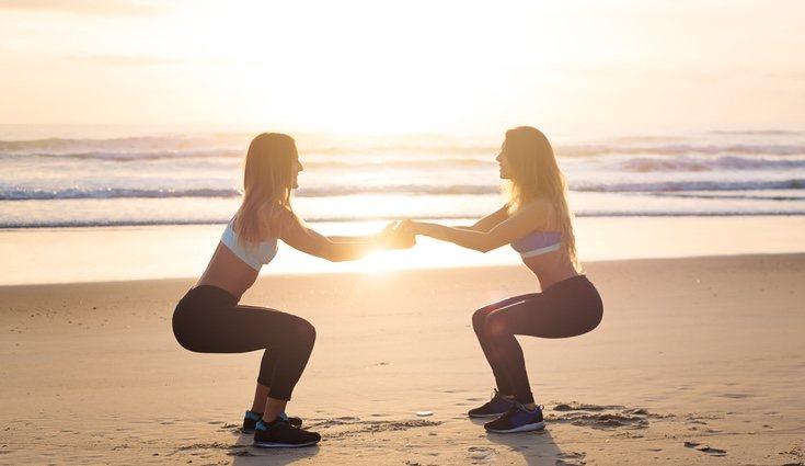 Ejercitar estos músculos te harán verte y sentirte mejor