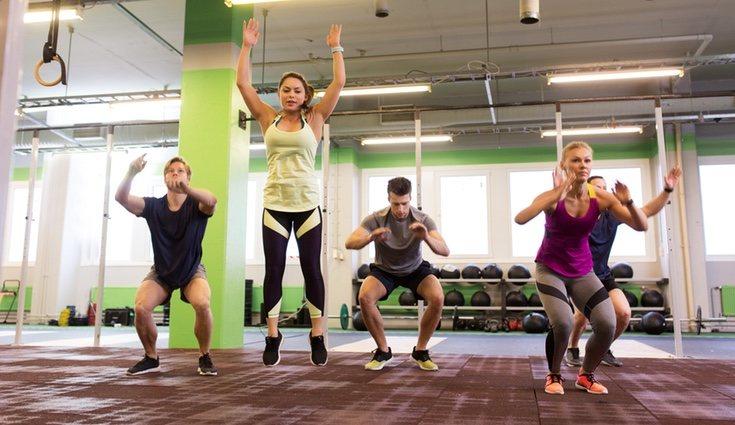 Practicar ejercicio en grupo puede aumentar la motivación durante el mismo