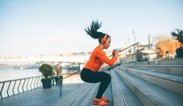 Los ejercicios de alto impacto ayudan a mejorar la condicion física de las personas