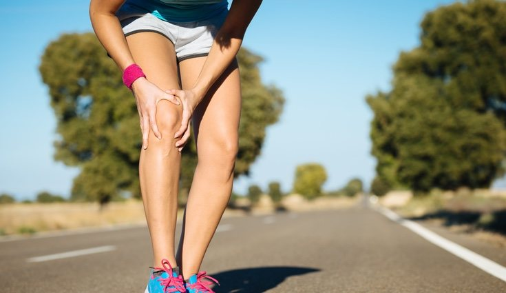 Los saltos pueden provocar lesiones en tus rodillas