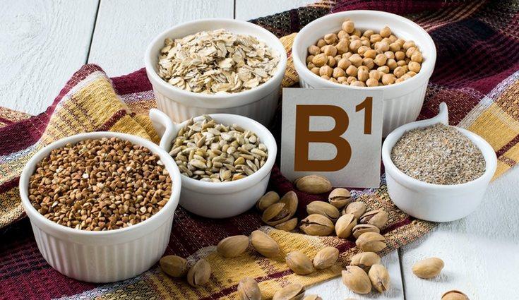 La vitamina B1 ayuda a mantener el funcionamiento del corazón, sistema nervioso y digestivo