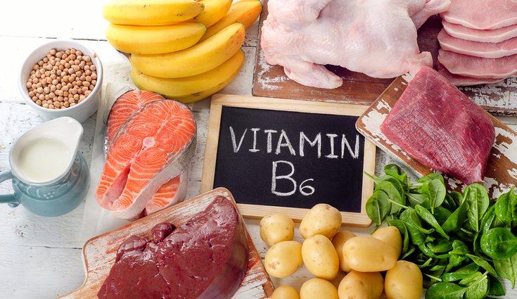 La vitamina B6 regula el estado de ánimo