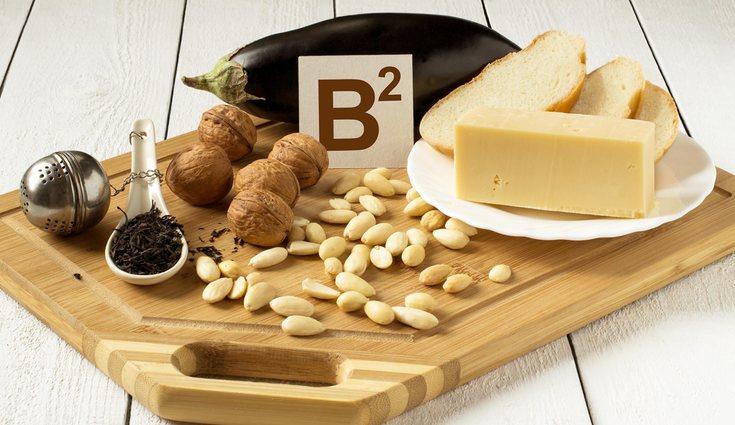 La vitamina B2 es necesaria para el cuidado de la piel y la oxigenación de la córnea