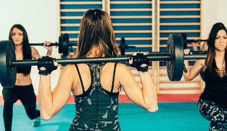 Los cambios y beneficios corporales serán notables si se mantiene una rutina
