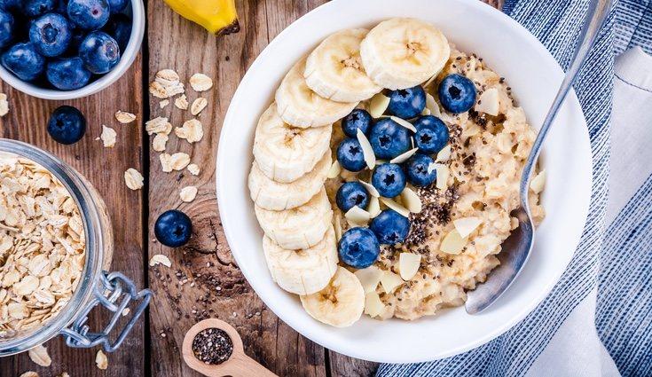 Este cereal es ideal para desayunos y meriendas, mezclándolo con frutas