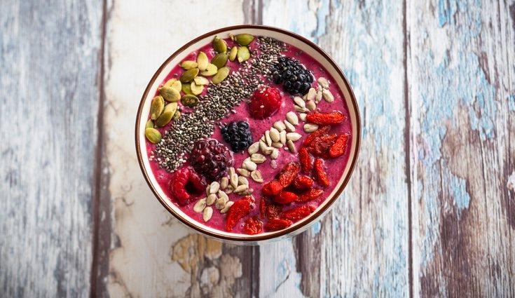 Lo más común para consumir chía es mezclarla con algún alimentolíquido