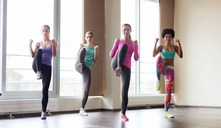 Una clase o sesión de Body Attack no necesita material para realizar el entrenamiento