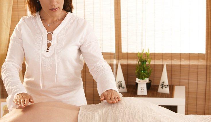 En el Reiki la energía fluye en la intensidad y calidad que determina el paciente