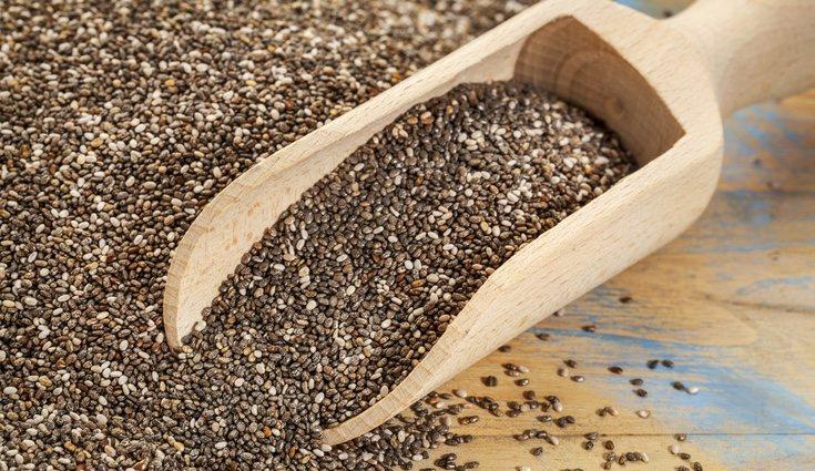 Las semillas de chía aportan vitaminas y minerales