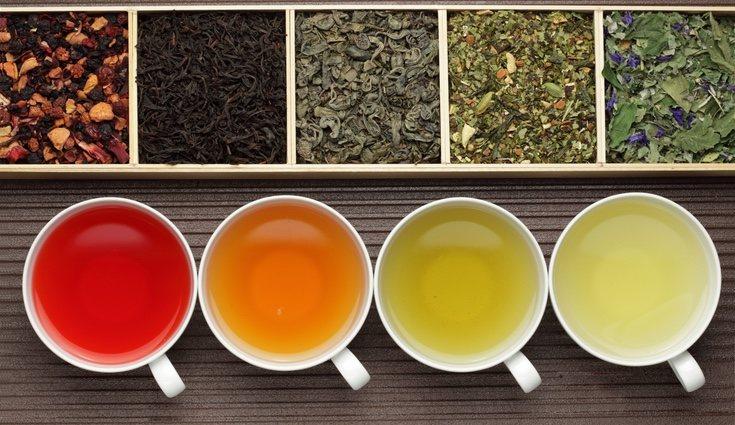 Se recomienda tomar tres tazas de té al día