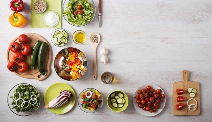 Comer cinco veces al día es muy beneficioso para tu salud