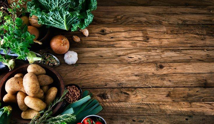 Evita los alimentos con grasa