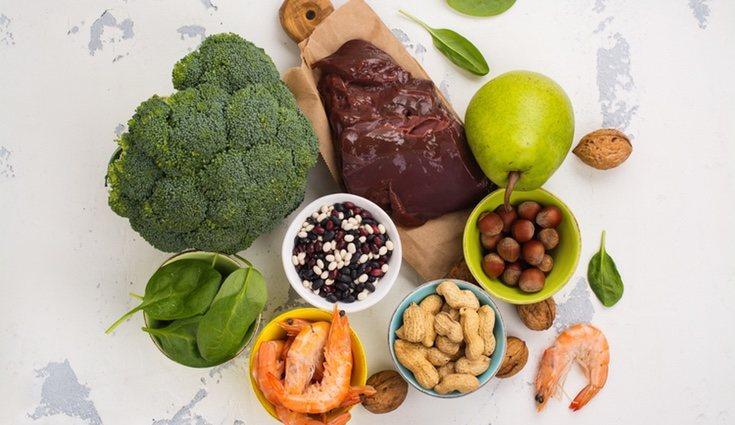 La carencia del ácido fólico en el organismo puede causar diarrea
