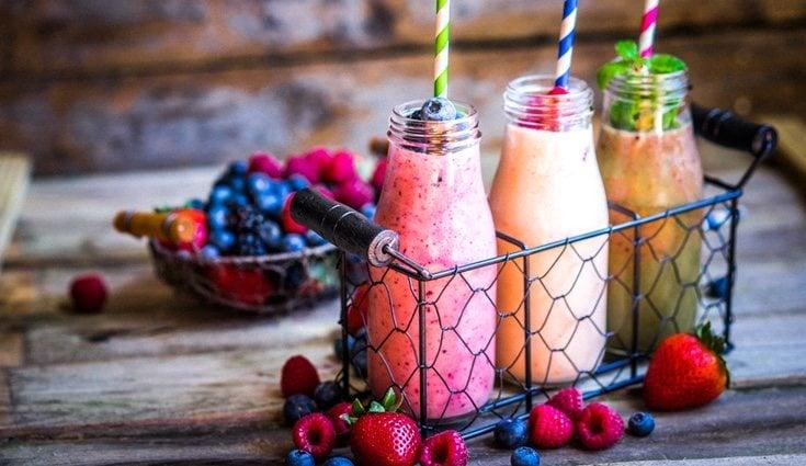 Introduce en tu desayuno un zumo rico en vitaminas