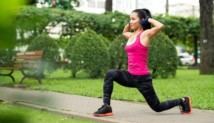Practicar dos o tres veces a la semana unos 45-60 minutos de deporte es suficiente