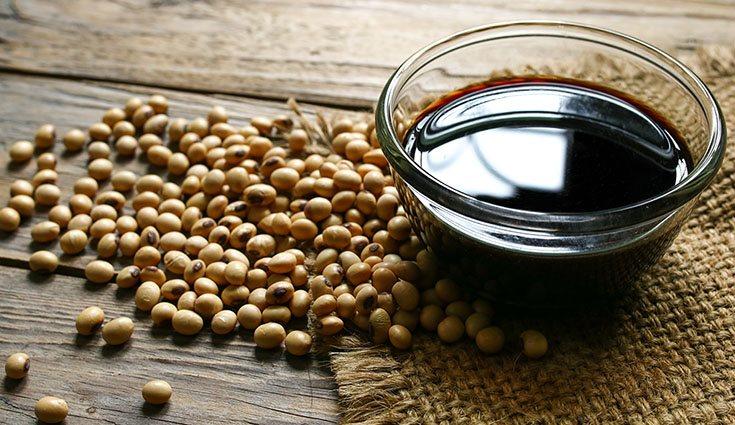 La salsa de soja, no solo no engorda, puede ayudar a adelgazar