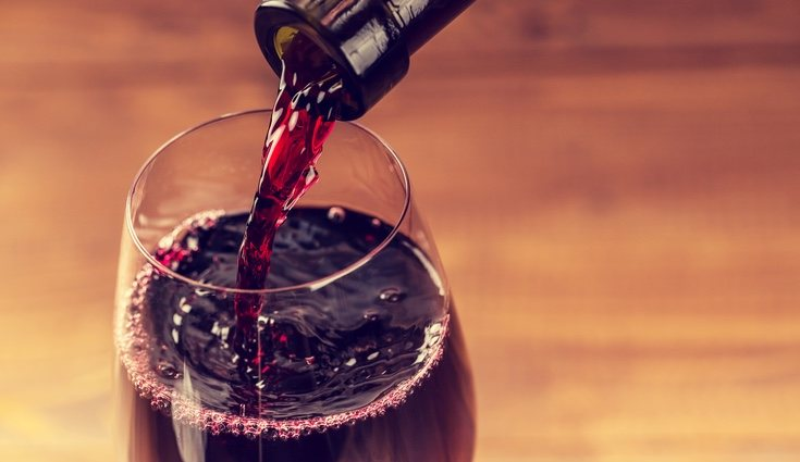 El vino tinto siempre va mejor con las carnes