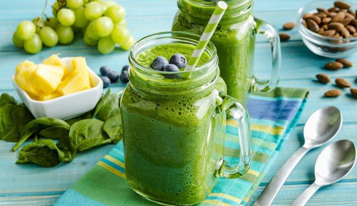 Los smoothies contienen un alto número de vitaminas