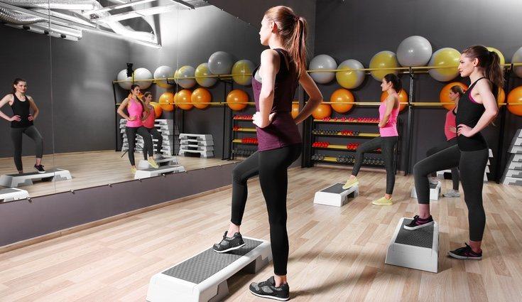 En el body step se utiliza el cuerpo y una tabla de step