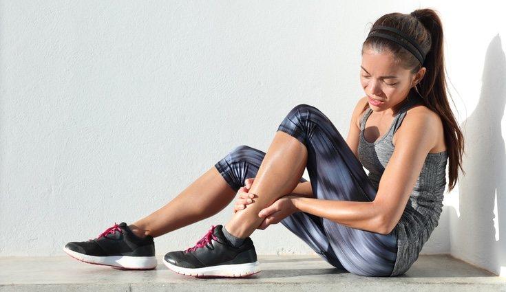 Hacer deporte con una lesión supone alargar el tiempo de recuperación