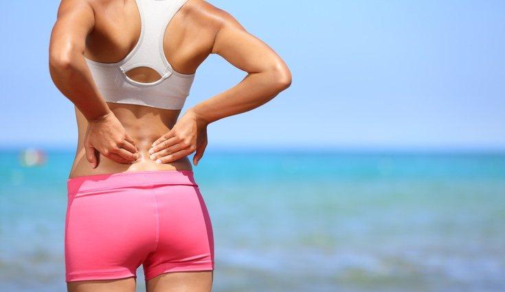El estiramiento adecuado durante la fase de enfriamiento puede prevenir muchos  dolores