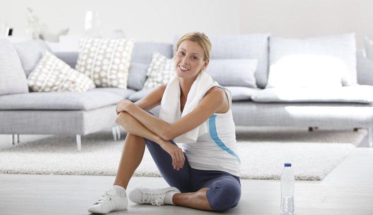 Tienes que aprender a coger una rutina real para hacer ejercicio