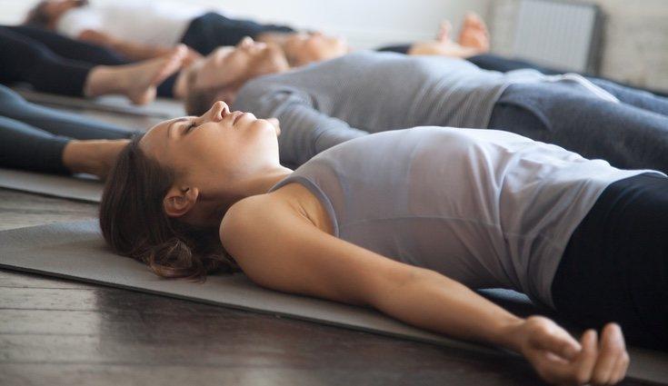 Ejercicios como yoga o pilates ayudan a controlar el estrés