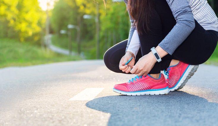El material con el que trabajamos al igual que nuestro calzado y ropa deportiva es muy importante para prevenir lesiones