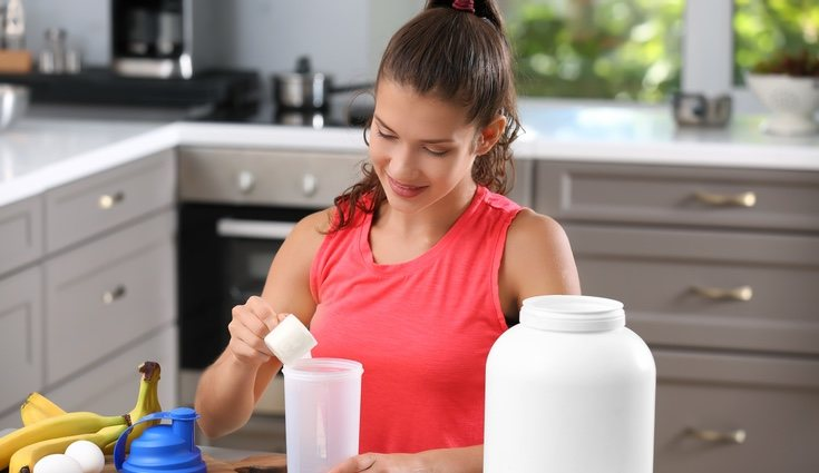 La toma de suplementos nutricionales pueden ayudarte a sentirte más activa