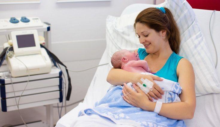 Es incuestionable que el cuerpo sufre unos cambios tremendos después del parto