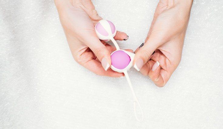 Estas bolas tienen múltiples usos pero pueden ayudarte a mejorar tus músculos