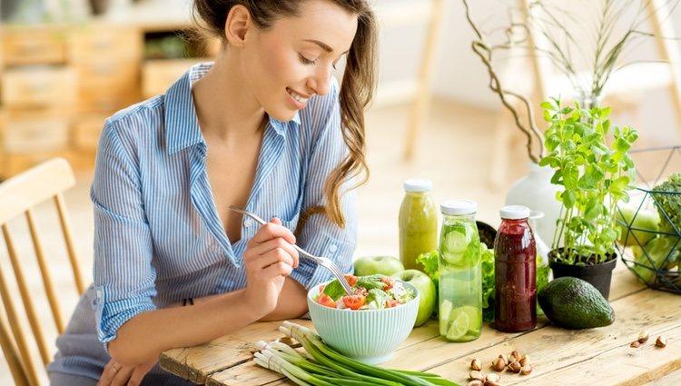 Gasta más calorías de la que consumes