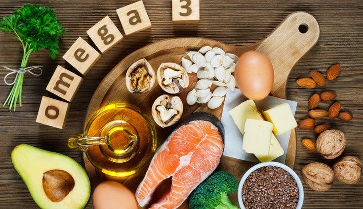 El Omega 3 lo puedes encontrar en los pescados o en cápsulas y pastillas