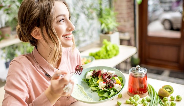 Aprende a acelerar tu metabolismo con esta dieta