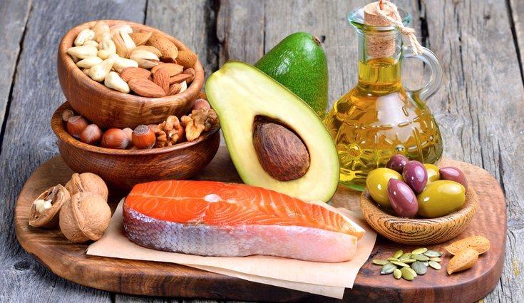 Las semillas, el pescado azul, los frutos secos y el marisco aportan gran cantidad de Omega 3