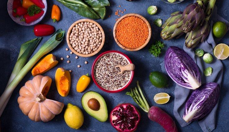 Lo ideal es comer variado y productos naturales y sanos