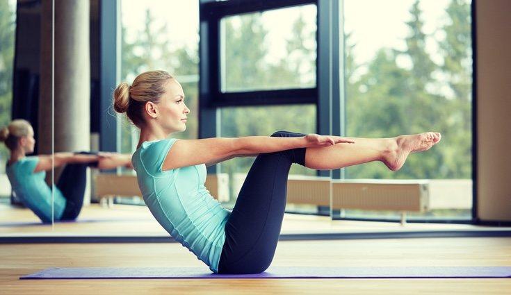 La inactividad y el paso del tiempo pueden hacer que las rodillas almacenen tejido