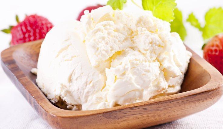 El queso mascarpone es uno de lo más utilizados en todo tipo de postres