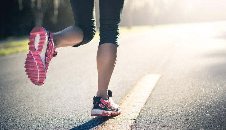 Correr y realizar deporte es muy sano pero tienes que ser consciente de que tienes que prepararte para ello